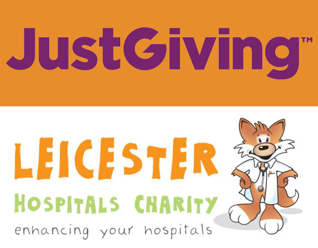 Donate to Our JustGiving Page
