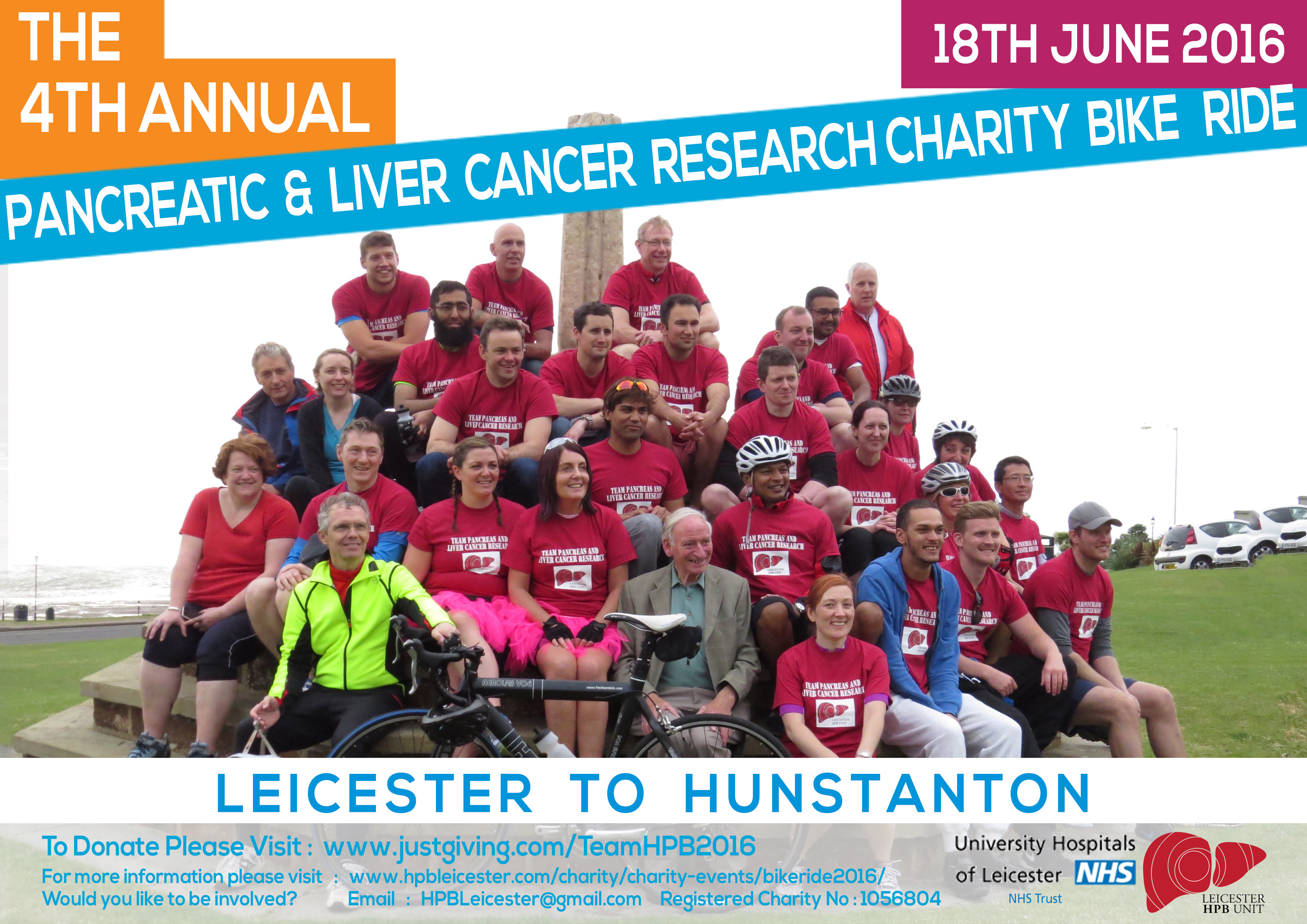 Leicester to Hunstanton